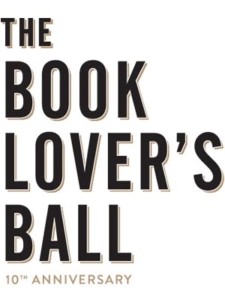 Book Lover's Ball logo