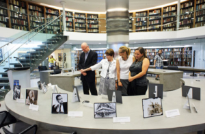 The Marilyn & Charles Bailie Special Collections Centre.