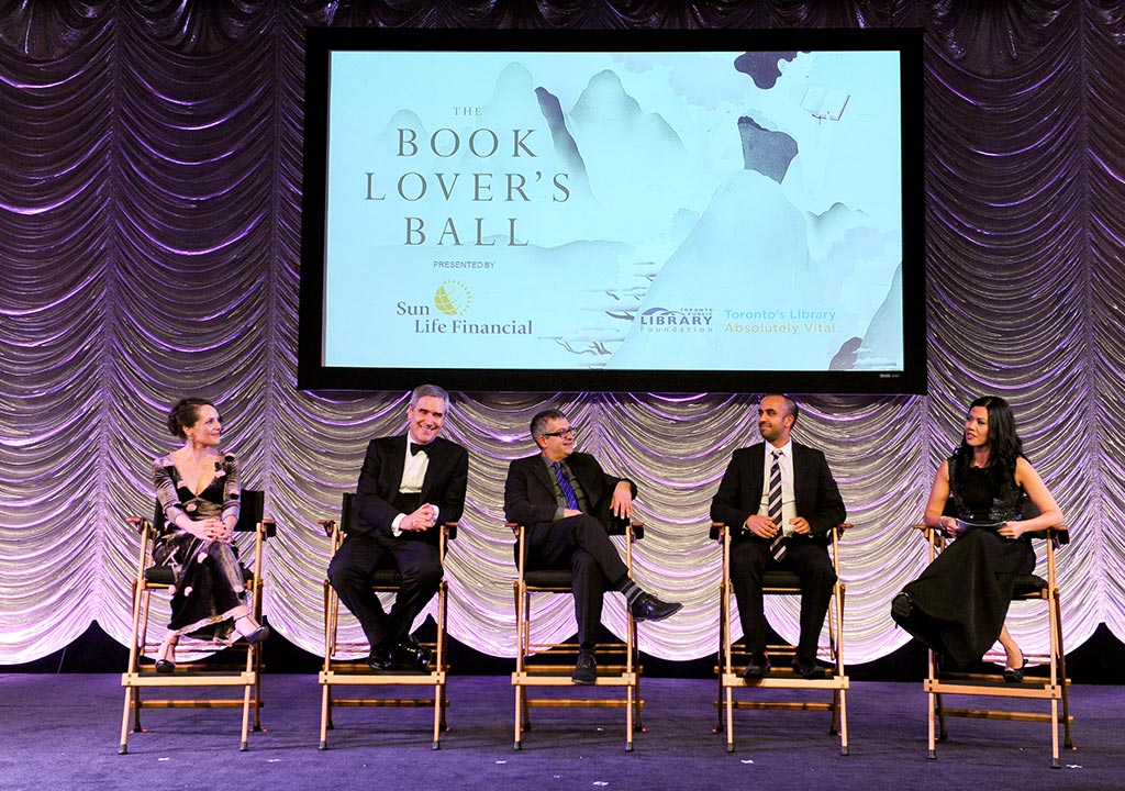 Book Lover's Ball Past Highlights