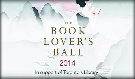 Play the Book Lover's Ball 2014 video.