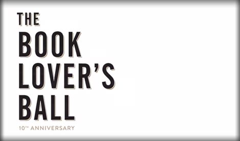 Play the Book Lover's Ball 2015 video.