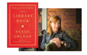 Susan Orlean Book and Picture