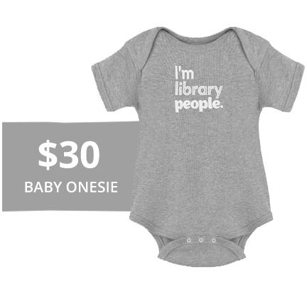 ILP Baby Onesie